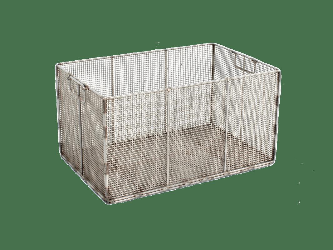 Industrial washing baskets